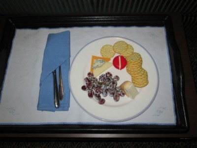 DCL room service