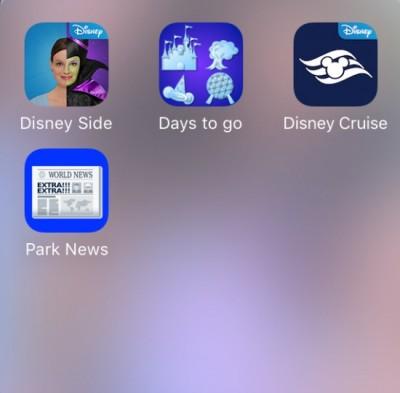 Disney Apps 2