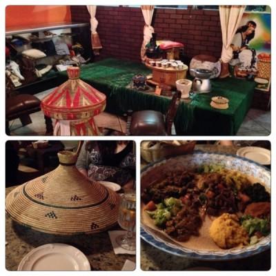 Ethipian food Orlando