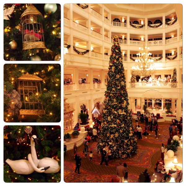 The Best Christmas Trees At Walt Disney World Resorts
