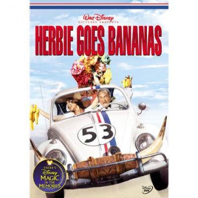 Herbie Goes Bananas DVD