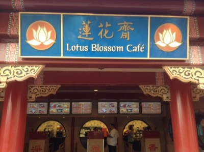 Lotus Blossom Sign