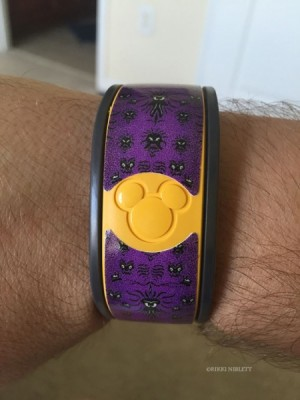 Magic YOUR Band Haunted Mansion