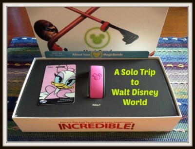 Magic band Solo Trip