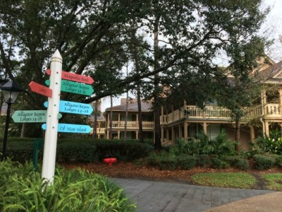 pros and cons of Disney resorts Port Orleans Riverside