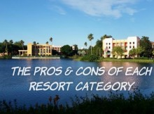 pros and cons of disney resorts