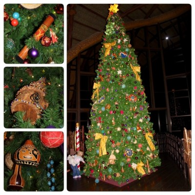 Wilderness Lodge Collage