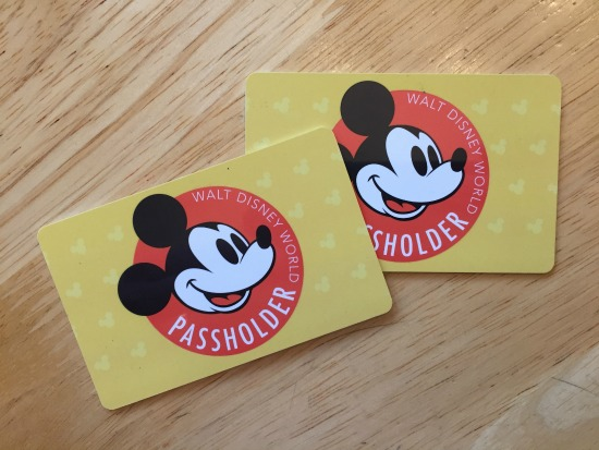 Annual Pass Cards