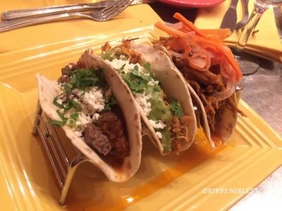 Maya Grill Tacos