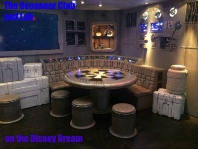 Oceaneer Club on the Disney Dream