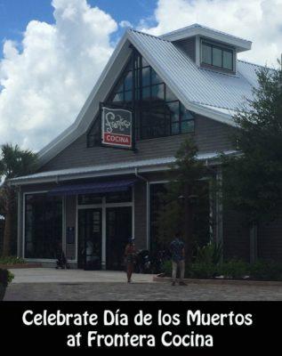Celebrate Dia de los Muertos at Frontera Cocina