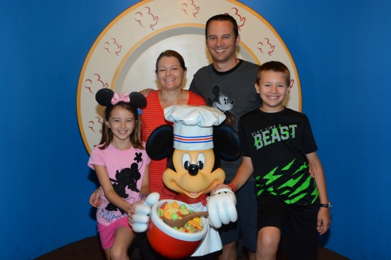 Chef Mickeys Photo