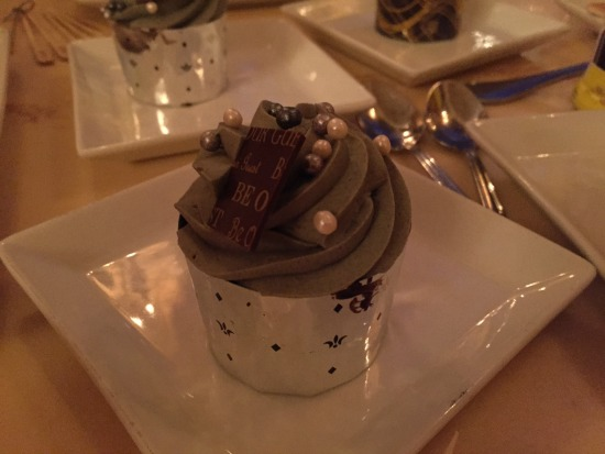 Grey Stuff Dessert at Be Our Guest