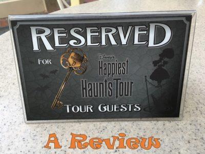 Happiest Haunts Tour