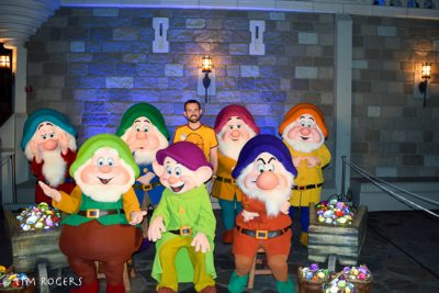 Tim and the Seven Dwarfs