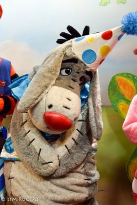 Party Time with Eeyore
