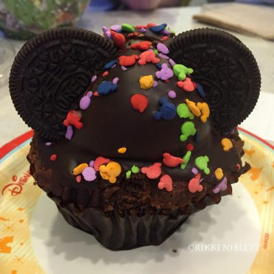 mickey-cupcake