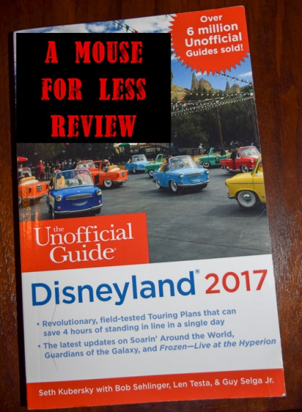 The Unofficial Guide to Walt Disney World 2017 (The Unofficial Guides) Bob Sehlinger