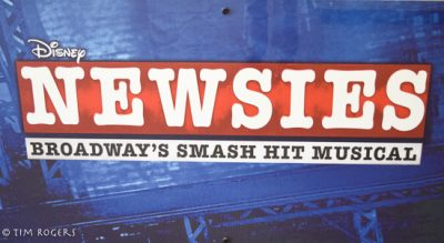 Newsies Logo