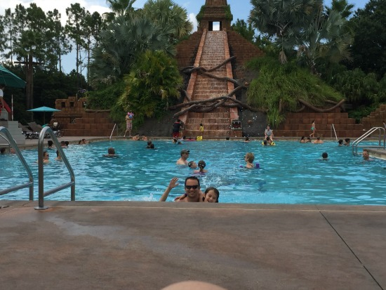 Coronado Springs Main Pool