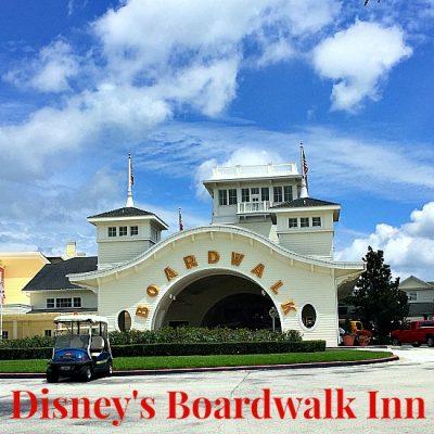 Review of Disney's Boardwalk Inn