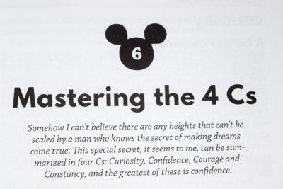 Wisdom of Walt quote