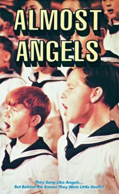 Almost Angels DVD