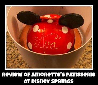 Amorette's Patisserie Review