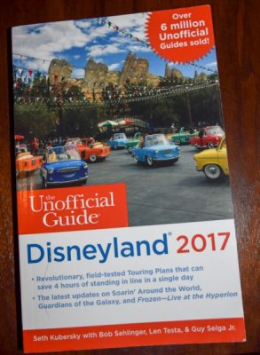 Unofficial Guide to Disneyland