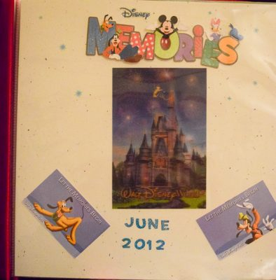 Disney Scrapbooking Tips And Tricks