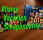 Disney Scrapbooking Tips