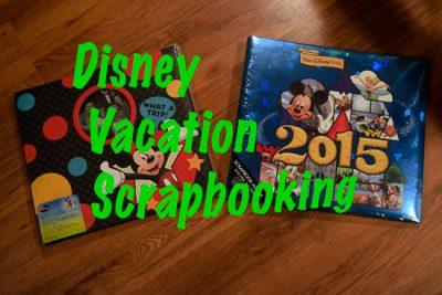 Disney Scrapbooking Tips