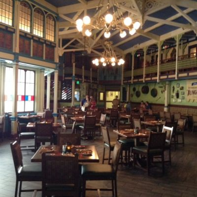 Skipper Canteen Mess Hall 2