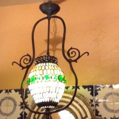 Skipper Canteen Restroom Light