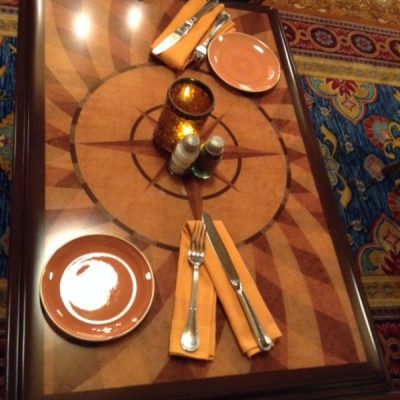 Skipper Canteen Table
