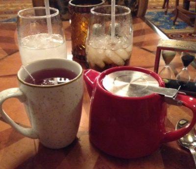 Skipper Canteen Tea