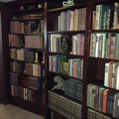 Skipper Canteen bookcase