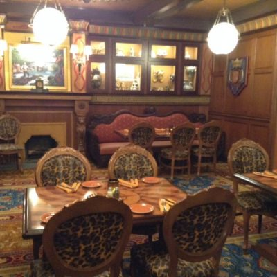 Skipper Canteen room