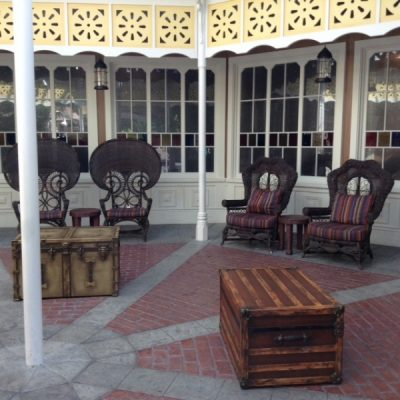 Skipper Canteen seats