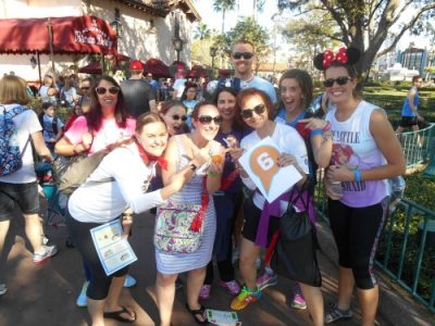 Team Mickey Route #6