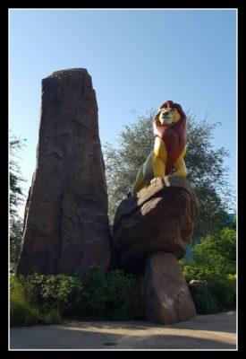 Disney's Art of Animation The Lion King