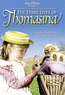The Three Lives of Thomasina DVD