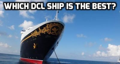 Which Disney Cruise Line Ship is the Best