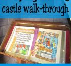 Sleeping Beauty castle walk-through
