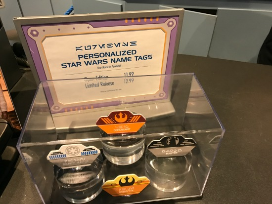 star wars prices badge