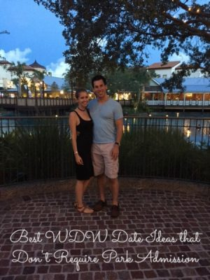 Best Walt Disney World Date Ideas that Don't Require Park Admission