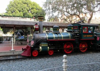 One-day highlights of Disneyland for WDW veterans