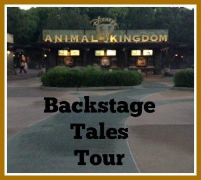 Backstage Tales Tour