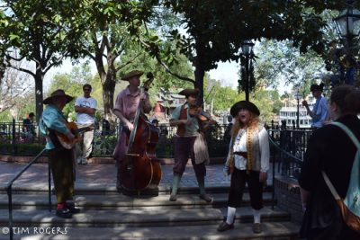 Cafe Orleans music