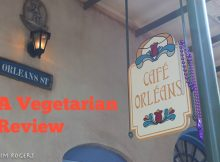 Vegetarian Review of Cafe Orleans